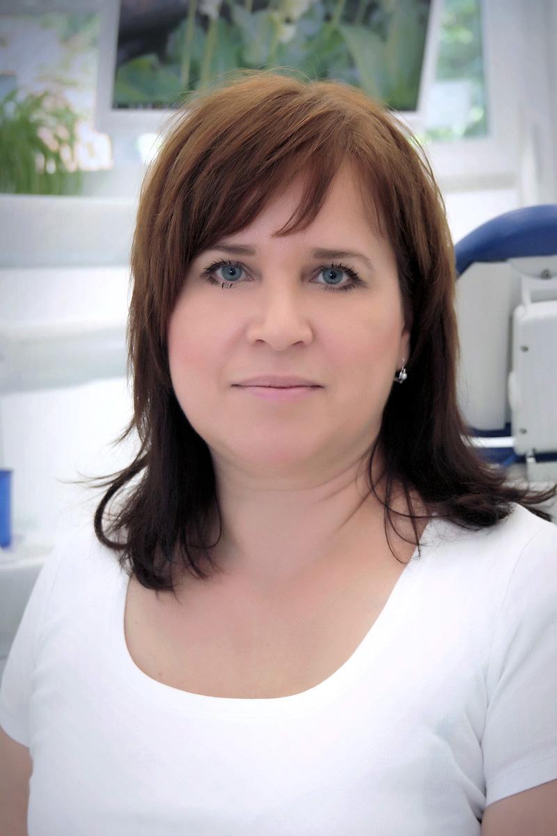 MUDr. Pavlína Krestýnová - Helidentist